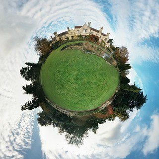 Tiny Planet: The Lodge