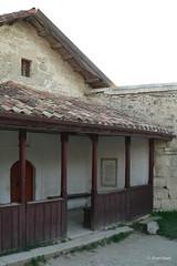 Бахчисарай, средневековый город-крепость Чуфут-Кале, молитвенный дом караимов - кенаса