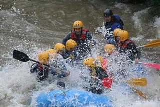 Aventura-Rafting Enns 30.07.10