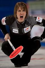 Stefanie Lawton (seasonofchampions) Tags: la tim winnipeg rings olympic olympics skip roar mb trials stefanie hortons curling 2013