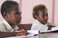 School (ronniedankelman) Tags: travel school canon children indonesia asia kinderen papua indonesie azie reizen papoea asmat papuamaluku