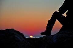 Il tramonto di oggi, poco fa... (fiumeazzurro) Tags: chapeau toscana bellissima abigfave simplysuperb anthologyofbeauty