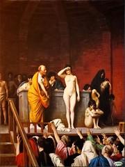 Haro-Exposicin, Venta de esclavos (juantiagues) Tags: cuadros exposicin haro juanmejuto juantiagues