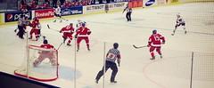 USA against Czech Republic (mlahtinen) Tags: usa hockey sweden icehockey czechrepublic malm malmisstadion denimfilter juniorworldchampionship2014