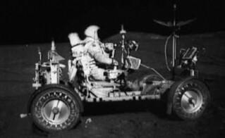【组图】阿波罗登月计划大量珍贵照曝光