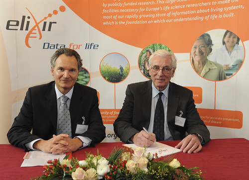 Robert-Jan Smits and Ivan Wilhelm