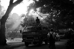 The Road from Mandalay (Mariasme) Tags: rays monochrome blackandwhite burma myanmar favescontestwinner herowinner gamewinner backlit mpt341 matchpointwinner friendlychallenges fotocompetitionsilver gamex2sweepwinner gamex3winner challengeyouwinner cyunanimous