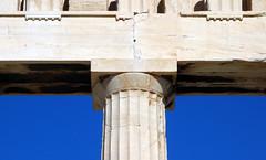 Capital, south facade