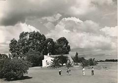 Jugando al Golf (Torremolinos)
