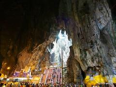 Batu Cave (_takau99) Tags: festival asia january malaysia cave kuala hindu kl batu thaipusam lumpur 2014 takau99