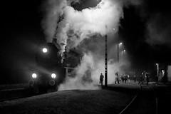 The Evening Rush (Kingmoor Klickr) Tags: polska passengers railwaystation commuters pkp polan wolsztyn włoszakowice wolsztynexperience mainlinesteam wloszakowice ol49ol4959