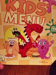 Photo of Kids menu