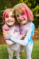 Colourful two (monique.jamieson) Tags: two colour love cheese southafrica fun happy twins hug teeth powder squeeze redhead colourful krugersdorp mjp moniquejamiesonphotography {vision}:{people}=099 {vision}:{face}=099 {vision}:{text}=0528 {vision}:{outdoor}=065