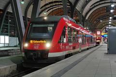 P1510191 (Lumixfan68) Tags: eisenbahn db lint alstom bahn deutsche regio 648 triebwagen baureihe coradia dieseltriebwagen 41h
