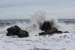 Marejada I (Otema) Tags: espaa mar marejada asturias olas