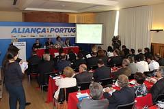 """""""Aliança Portugal"""" - Reunião de trabalho"""