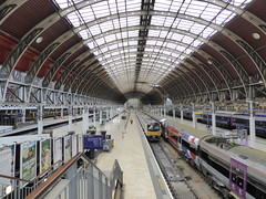 Paddington station (duncan) Tags: london station architecture railwaystation paddington paddingtonstation brunel isambardkingdombrunel londonpaddingtonstation 3000v120f