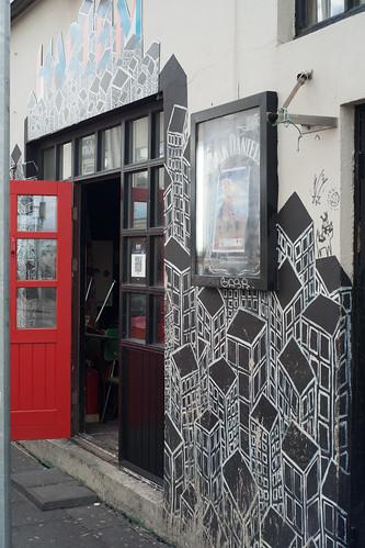 Iceland 2014 - Reykjavik - Street art - DSC05781