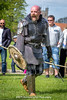 [2014-04-19@11.10.31a] (Untempered Photography) Tags: history costume medieval tournament weapon sword knight shield armour reenactment combatant chainmail canonef50mmf14 perioddress buckler platearmour mailarmour untemperedeye canoneos5dmkiii untemperedeyephotography glastonburymedievalfayre2014