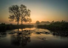Denford dawn (grbush) Tags: longexposure trees water river dawn northamptonshire daybreak rivernene denford grantbush tokinaatx116prodxaf1116mmf28 sonyslta77