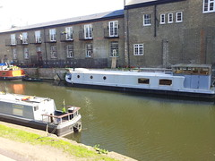 London Hackney (V - UK (Thanks for 2.4 Million+ views)) Tags: sky london canal blocks cityoflondon londonhackney