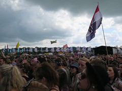From the Inside - Out (Laura Zaky Photography) Tags: people music festival fun happy mud glastonbury atmosphere somerset everyone glastonburyfestival muddy northsomerset pyramidstage pilton festivalgoers 29614 nrbath laurazaky glastonbury14