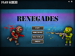 叛亂者(Renegades)