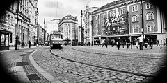 DSC08669 (photoaffaire) Tags: prag praha prague bw blackandwhite moldau tschechien czech republic sonya7 sony a7ii slr magic anamorphot voigtlnder 50mm