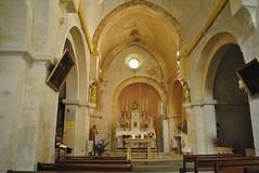 glise Saint-Trophime  Lacoste. (Claudia Sc.) Tags: provence lubron france