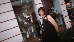 please buy me a heels (MAY CROSSDRESS ) (maycrossdresser) Tags: crossdress crossdresser crossdressing high heels mbd mini black dress ladyboy pantyhose minibblackdress minidress miniskirt