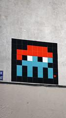 2016-07-17_14-35-25_ILCE-6300_9751_DxO (miguel.discart) Tags: 108mm 2016 artderue belgium bru brussels bruxelles bxl bxlove createdbydxo dxo e18200mmf3563oss editedphoto focallength108mm focallengthin35mmformat108mm galaxian graffiti graffito grafiti grafitis ilce6300 invader iso100 mural sony sonyilce6300 sonyilce6300e18200mmf3563oss spaceinvader spaceinvaders streetart