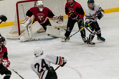 _MWW4843 (iammarkwebb) Tags: markwebb nikond300 nikon70200mmf28vrii centerstateyouthhockey centerstatestampede bantamtravel centerstatebantamtravel icehockey morrisville iceplex october 2016 october2016