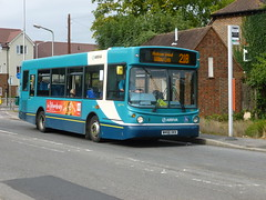 P1080328 (SRDemus) Tags: dennisdart slfsfd112 alexander alx200 arriva tonbridge arrivakentandsurrey bus theridgewaytonbridge 3334 w466xkx