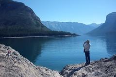 Minnewanka (polbar) Tags: canada alberta banffnationalpark minnewankalake