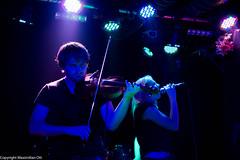 DSC_5793 (Maximilian Ott) Tags: ghostandbenefits stage bhne light violine violin singer sngerin geiger colour color rock alternative music cool