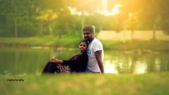 C O U P L E   S H O O T (ceaswaran) Tags: natural light couple shoot malaysia johor baru samyang rokinon 85mm bokehbaby bokeh 5dm3 f14 indian
