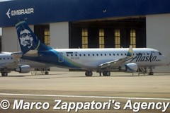Embraer E-175 (E-170-200/LR) (Marco Zappatori's Agency) Tags: embraer e175 skywestairlines alaskaairlines prevw marcozappatorisagency n186sy