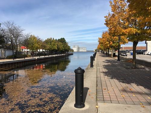 Owen Sound city waterfront