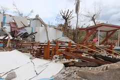 Church damaged (OCHAHaiti) Tags: haiti hurricane matthew ocha wfp un united nations