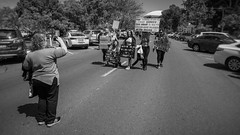 walk together adelaide - oct 2016 - 220575 (liam.jon_d) Tags: aussiessaywelcome realaustralianssaywelcome walktogetherwelcometoaustraliayourewelcomehere walktogether2016 2016 mono adelaide arty australia australian bw billdoyle blackandwhite celebration community communityevent event monochrome multicultural parade peopleimset protest rally rallyingimset sa saywelcome southaustralia southaustralian walktogether welcome welcometoaustralia