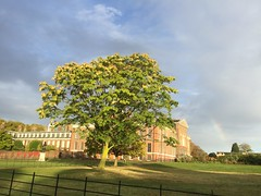Kensington Palace (eyair) Tags: ashmashashmash uk england london kensingtonpalace kensington palace rainbow hydepark