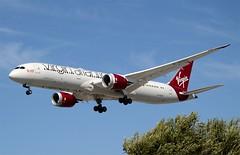 "Virgin Atlantic Airways 787-900 Dreamliner  (G-VCRU) ""Olivia-Rae"" LAX Approach 1 (hsckcwong) Tags: virginatlanticairways virginatlantic 787900 7879 787 dreamliner gvcru lax oliviarae"