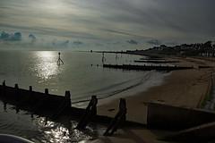 harwich (brian@bletchingley) Tags: harwich beach groynes sun sea