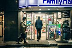 DSC_4245 (juor2) Tags: get off working d4 nikon scene shinjuku tokyo japan street streetsnap convenience store