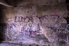 _DSC1370 (Under Color) Tags: leipzig graffiti lost places urban exploring leipsch walls