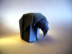 Elephant - Beth Johnson (Rui.Roda) Tags: origami papiroflexia papierfalten elefante elephant beth johnson