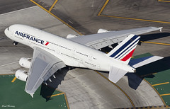 Air France A380-800 F-HPJF (birrlad) Tags: losangeles lax international airport california usa aircraft aviation airplane airplanes airline airliner airlines airways taxi taxiway takeoff departing departure runway airfrance airbus a380 a380800 a380861 fhpjf superjumbo paris cdg af65 super helicopter tour