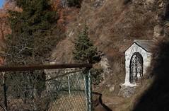 Isrables (bulbocode909) Tags: valais suisse isrables nature montagnes automne arbres barrires oratoires