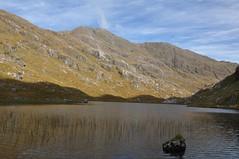 Garbh Chioch Mhor above Lochan a' Mhaim (Paul Sammonds) Tags: morar knoydart