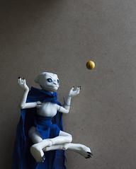 2016-11-06 15-40-58 (Maria Zeligen /Zeligen/) Tags: 3d 3dprint 3dmodel reptile mass effect garrus turian monster alien girl zbrush bjd doll